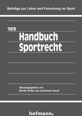 Handbuch Sportrecht