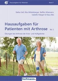 Hausaufgaben für Patienten mit Arthrose - Übungen bei Arthrose der Knie- und Hüftgelenke