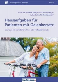 Hausaufgaben für Patienten mit Gelenkersatz - Übungen mit künstlichem Knie- oder Hüftgelenkersatz